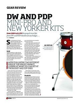 PDP New Yorker Shell Set Diam.
