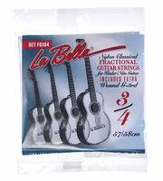 Otras cuerdas de guitarras de concierto