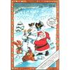 Ricordi Schneemann und Weihnachtsmann