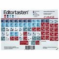 Editortasten Cubase and Nuendo Edition
