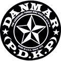 Danmar 210STR Bass Drum Singlepad