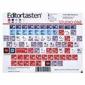 Editortasten Studio One Edition