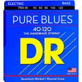 DR Strings Pure Blues Bass 5 040-120