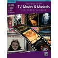 Alfred Music Publishing Top Hits from TV Movies Flute