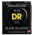 DR Strings Black Beauties BKB5-45