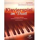 Holzschuh Verlag Klavierspiel Im Duett