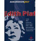 Holzschuh Verlag Akkordeon Pur Edith Piaf
