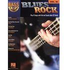 Hal Leonard Bass Play-Along Blues-Rock