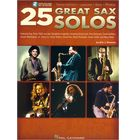 Hal Leonard 25 Great Sax Solos