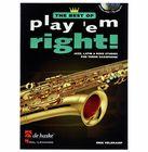 De Haske Best Of Play `em Right T-Sax