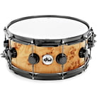 "DW 14""x06"" Exotic Burl -Natural"