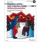 Schott Hobby Weihnachtsmelodien A-Sax