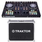 Native Instruments Traktor Kontrol S4 MKII Bundle