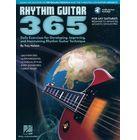 Hal Leonard Rhythm Guitar 365: Daily