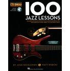 Hal Leonard Bass Lesson Goldmine:100 Jazz