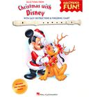 Hal Leonard Recorder Fun Christmas Disney