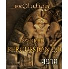 Evolution Series World Percussion Asia
