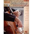 Hal Leonard Cello Play Along: Wedding