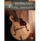 Hal Leonard Mandolin Songs For Beginners