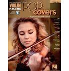 Hal Leonard Violin Play-Along: Pop Covers