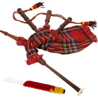 Thomann Mc Mini Bagpipe Set