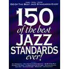 Hal Leonard 150 Of The Best Jazz Standards