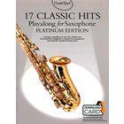 Music Sales 17 Classic Hits (A-Sax)