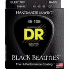 DR Strings Black Beauties BKB-45