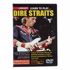 Music Sales Learn to Play Dire Straits DVD