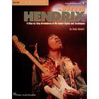 Music Sales Jimi Hendrix Signature Licks 1