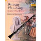 Schott Baroque Play-Along Cl