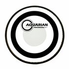 "Aquarian 24"" Performance II Clear Dot B"