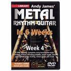 Music Sales Metal Rhythm Guitar Week 4