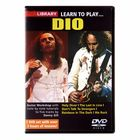 Music Sales Learn to Play Dio DVD