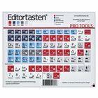 Editortasten Pro Tools Edition