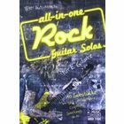 Acoustic Music Books All In One-Rock Guitar Solos