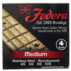 Fodera 4-String Set Standard Steel