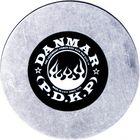 Danmar 210MKF Metal BD Singlepad