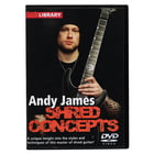 Music Sales Shred Concepts b.Andy James
