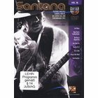 Hal Leonard Guitar Play Along Santana DVD