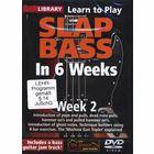 Music Sales Slap Bass In 6 Weeks - Week 2