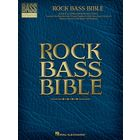 Hal Leonard Rock Bass Bible