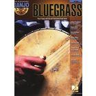 Hal Leonard Banjo Play Along Bluegrass