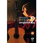 Edition Dux Acoustic Pop Guitar Songbook 2
