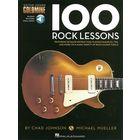 Hal Leonard Goldmine: 100 Rock Lessons