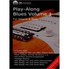 db loops Play Along Blues Vol.1
