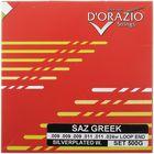 Dorazio 500G Greek Saz Strings