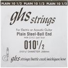 """GHS Boomers Single String 010""""1/2"""