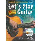 Hage Musikverlag Let's Play Guitar Vol.2