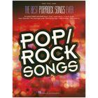 Hal Leonard Pop/Rock Songs PVG